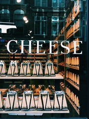 cheese! (Vivid Silence) Tags: travel travelling netherlands holland amsterdam cheese food shop dairy
