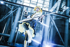 IMG_8353 (四季 Shiki Lo) Tags: 雪嵐 opheliachan 四季 shikilo コスプレ cosplay vocaloid projectdiva 爐心融解 炉心融解 鏡音鈴 鏡音リン kagaminerin