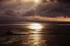 South Bay Sunset (mattt1970) Tags: nikonf6 fujivelvia100 nikkor24120mmf4gedvr film analog 35mm bayarea california sunset sky clouds sanfranciscobay ocean goldenhour coyotehills fremont