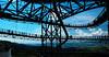 Ścieżka w obłokach (jacekbia) Tags: europa czechy dolnimorava ścieżkawobłokach platformawidokowa konstrukcja wieża kratownica ścieżka chmury niebo clouds heaven błękit blue budowla architektura góry mountains canon 1100d panorama hugin
