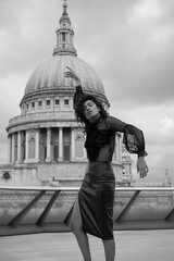 Priyanka (Loïc BROHARD) Tags: model editorial fashion lfw fashionweek london