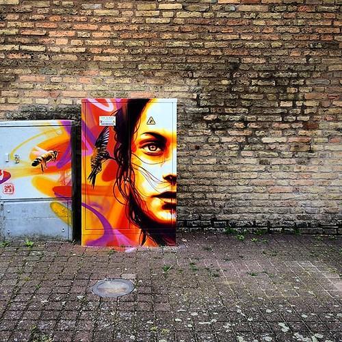 #strasbourg #strasbourg_eurometropole #strasbourgmonamour #strasgram #streetart #streetartstrasbourg