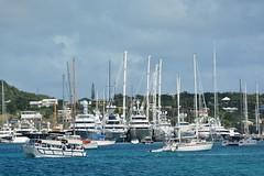 Pick a yacht! (vbvacruiser) Tags: cruise caribbean vacation royalprincess princesscruises antigua nelsonsdockyard nelsonsdockyardnationalpark yachts nikon nikond7100
