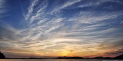 2018-06-20 Sunset (01) (2048x1024) (-jon) Tags: anacortes skagitcounty skagit washingtonstate washington salishsea fidalgoisland sanjuanislands pugetsound washingtonpark sunsetbeach rosariostrait pacific ocean pacificocean pacificnorthwest pnw cloud clouds sky sunset stitched composite a266122photographyproduction cirrus cirruscloud