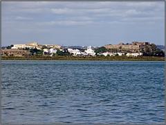 Castro Marim (Portugal) (sky_hlv) Tags: castromarim faro algarve portugal europe europa guadiana rioguadiana rio river pueblo village castillo castle frontera