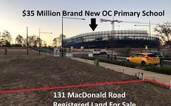 131. MacDonald Road, Bardia NSW