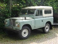 """1975 Land Rover 88"""" (harry_nl) Tags: netherlands nederland 2018 everdingen landrover 88 05yd96 sidecode3 import"""