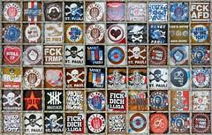 - (txmx 2) Tags: hamburg streetart sticker usp stpauli soccer