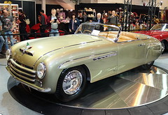Alfa Romeo 6C 2500 Cabriolet (Pininfarina) 1946 (Zappadong) Tags: alfa romeo 6c 2500 cabriolet pininfarina 1946 techno classica essen 2018