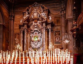 Cappella della Madonna delle Grazie - Cattedrale di Ferrara