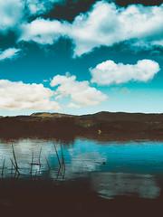 Charcos (Aall Tibb) Tags: boyacá samsung ventaquemada colombia lightroom love agua water mirror reflection naturaleza nature blue sky lake