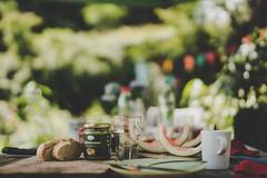 Late Breakfast (mripp) Tags: art vintage retro old breakfast food table bokeh voigtläan