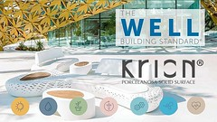 Hemos analizado para Porcelanosa Grupo las propiedades de Krion, uno de sus productos más innovadores, como material para alcanzar la certificación Well. Salud de espacios interiores certificada! @porcelanosa_grupo #arquitectura #diseño #architecture #des (gmg arquitectos) Tags: arquitectura salud eficiencia energética architecture