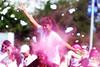 The Color Run (kirstiecat) Tags: thecolorrun thecolourrun people amazing energy chicago race marathon happy happiest4kontheplanet crowd color saturation beautifulstrangers cinematic joy woman female
