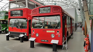 Historical London Bus