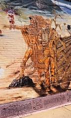 El Milagro Mural (Brule Laker) Tags: chicago illinois pilsen caf chicagoarchitecturefoundation walkpilsen