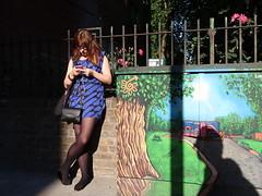 IMG_8895 (Luxifurus) Tags: hip hipshot fromthehip candid unposed covert unaware secret stolen gimp commute london street portrait urban woman girl female pretty beautiful hands faces