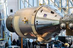Apollo Spacecraft (PMillera4) Tags: apollo nasa spacecraft nationalairandspacemuseum smithsonian