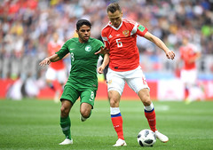 FIFA World Cup 2018 - Group A, Matchday 1 - Russia 5 - 0 Saudi Arabia - Luzhniki Stadium, Moscow - June 14, 2018 (oriehnid) Tags: sport soccer internationalteamsoccer feedroutedglobal moscow russia rus