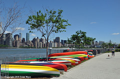 Convene (Trish Mayo) Tags: art artinstallation queens publicart convene nycparks xavierasimmons sculpture eastriver
