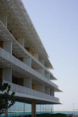 2018-06-FL-191185 (acme london) Tags: 2018 antoniocitterio balcony bulgari concrete dubai facade hotel hotelresort meraas pattern precastconcrete shading uae