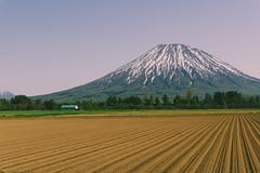 Mount Yotei in Hokkaido, Japan