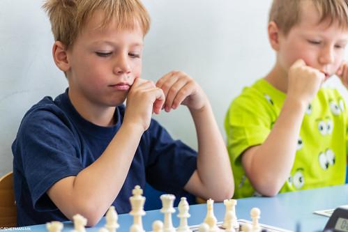 VIII Turniej Szachowy o Mistrzostwo Przedszkola Wesoła Piątka (64 of 78)