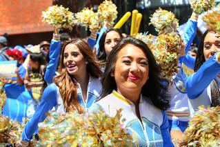Warriors Championship Parade