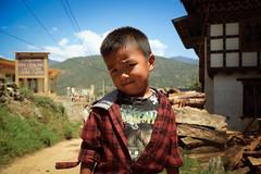 (* Cynthia Chang *) Tags: 不丹 bhutan asia people mask happiness travel child children boy countryside landscape kids