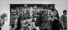 At the Grayson Perry exhibition (zolaczakl) Tags: bristol bristolmuseumandartgallery blackandwhitebristol monochrome mono bristolinmonochrome graysonperry thevanityofsmalldifferences uk artgallery art artinstallation 2018 june england nikond7200 photographybyjeremyfennell nikonafsnikkor50mmf18glens