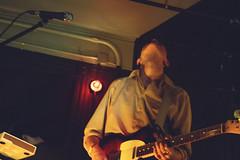 IMG_9192 (stephanie andreana) Tags: ought oughtband oughtmusic music band show concert brooklyn bk markethotel venue bushwick play fun experiment diy create inspire noflash digital drums keys bass sing mic