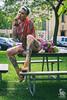 (CJ Schmit) Tags: wwwcjschmitcom eosm5 canon canoneosm5 mirrorless cjschmit cjschmitphotography tamronsp2470mmf28divcusdg2 photographermilwaukee milwaukeephotographer photographerwisconsin racine racinephotographer dragonspitstudios dss milwaukee wisconsin christinamarie publicmarket downtown picnictable bench grass food vegetables eating foodie dress heels ink tattoos sexy legs naturallight on1 nikanalogefex2 outdoors cathedralsquare milwaukeecountyparks summer