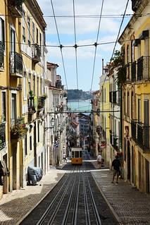 Ascensor da Bica - Lisboa