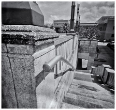 Fotografía Estenopeica (Pinhole Photography) (Black and White Fine Art) Tags: fotografiaestenopeica pinholephotography camaraestenopeica pinholecamera pinhole estenopo estenopeica lenslesscamera camarasinlente sanjuan oldsanjuan viejosanjuan puertorico bn bw