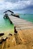 Pigeon Point (priyaswtc) Tags: pigeonpoint tobago trinidadandtobago jetty caribbean sea