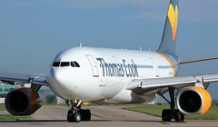G-MDBD (AnDyMHoLdEn) Tags: thomascook a330 egcc airport manchester manchesterairport 23l