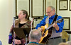 Music from the War to End All Wars (Madison Historical Society (CT-USA)) Tags: madisonhistoricalsociety madisonhistory mhs madison memorialtownhall connecticut conn ct country connecticutscenes crowd photo picture places people performer worldwari wwi soldier greatwar interesting image inside indoor interior music muscian singer historical history nikond600 nikon bostonpostroad route1 usa newengland ww1