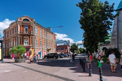 Nizhny Novgorod 15 ©  Alexxx Malev