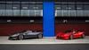 Double trouble (Richard Nico) Tags: ferrari 458 gt3 ferrari458 supercar racecar sportcar exotic car trackday motorsport motorracing racetrack automobile automotive photography ferrarichallenge