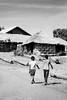 Village, Laos (pas le matin) Tags: laos lao asie asia travel world children street rue candid houses maisons village canon 7d canon7d canoneos7d eos7d nb bw monochrome noiretblanc blackandwhite