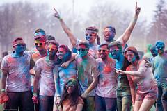 Holi Festival (life is good (pete)) Tags: holifestival uofi universityofillinois canon5dmkii 70200mmf4 spring champaign festivalofcolors