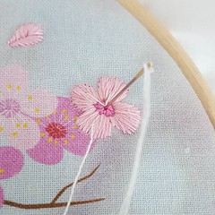 🌸 Eeee.... who's ready for a new kit? I just love cherry blossoms so thought this would be a perfect time to stitch one now they're all in bloom 🌸 (ohsewbootiful) Tags: ifttt instagram embroidery etsy etsyuk gifts giftsforher homedecor hoopart fiberart handembroidery handmade etsyseller embroideryhoop shophandmade handmadegifts decor wallhanging bestofetsy instaart hoopsofinstagram madebyme stitchersofinstagram