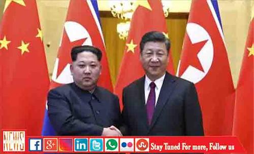 From flickr.com: Kim Jong Un {MID-295351}