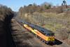 DSN_0458 (Carl Westwood) Tags: 050418 colas rails 56078 56113 lead 6e32 preston lindsey or empty tanks | horbury class 56 grid rail freight