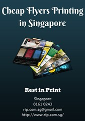 Cheap Flyers Printing in Singapore (ripflyer) Tags: cheapflyersprinting flyers flyer singapore
