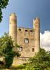 Saalfeld/Saale  (5) (berndtolksdorf1) Tags: deutschland thüringen sallfeld hoherschwarm burg ruine outdoor hdr