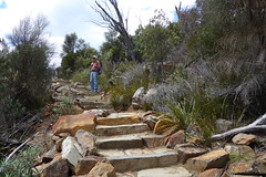 Wanderung zum Cape Hauy (Alfesto) Tags: australien tasmanien halbinsel capehauy peninsula wanderung