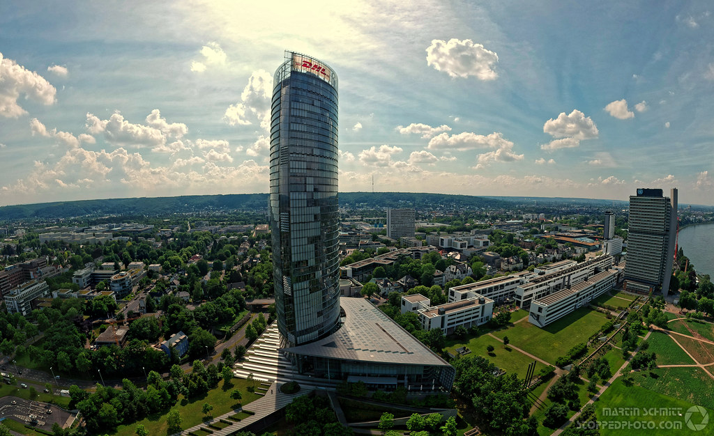 Image result for DHL BONN PANORAMA