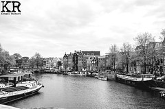 Canal (keegrich89) Tags: canals amsterdam netherlands boats water europe