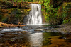 Upper North Falls (KPortin) Tags: silverfallsstatepark oregon waterfall reflection basalt moss creek hss
